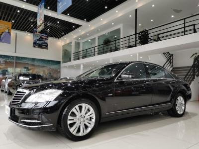 奔馳 奔馳S級  2011款 S 500 L CGI 4MATIC圖片