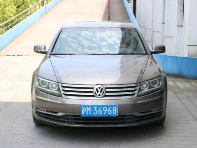 2012年6月 大众 辉腾(进口) 3.6L 尊享定制型图片