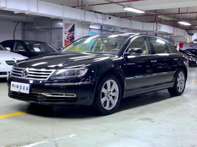 2011年9月 大众 辉腾(进口) 3.6L V6 5座加长商务版图片