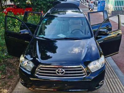 2010年5月 丰田 汉兰达 2.7L 两驱7座豪华版图片