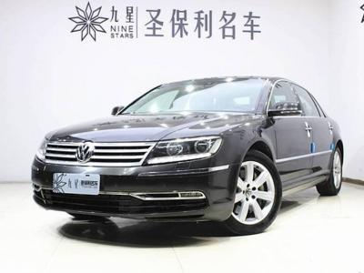 2012年1月 大众 辉腾(进口) 3.6L V6 5座加长舒适版图片
