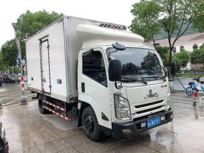 2018年7月  江铃凯运2.8T冷藏车  116匹马力 图片