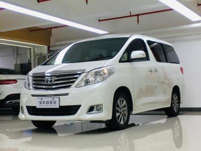 2014年8月 丰田 埃尔法(进口) 3.5L 豪华版图片