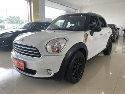 2015年1月 MINI COUNTRYMAN  1.6T COOPER ALL4 Fun图片