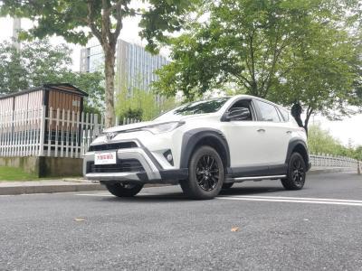 丰田 RAV4荣放 2.0L CVT两驱风尚X限量版 国VI图片