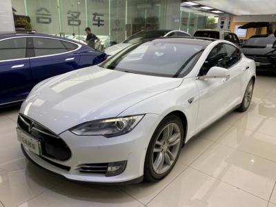 特斯拉 Model S  2015款 Model S 90D