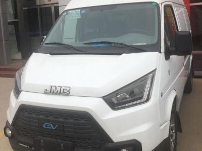 江铃 特顺 L500 EV 3座短轴中顶商运型VAN+32A慢充 图片