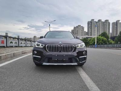 2019年3月 宝马 宝马X1 sDrive18Li 尊享型图片