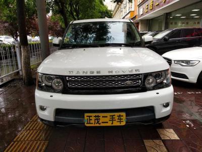 路虎 攬勝運動版  2013款 3.0 TDV6 柴油版圖片