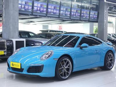 保時捷 911  2016款 Carrera 3.0T