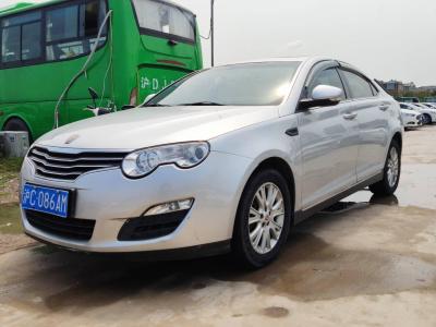 2012年9月 荣威 550 550S 1.8L 自动启臻版图片