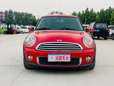 2012年7月 MINI MINI  1.6L ONE图片