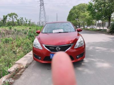 2012年6月 日产 骐达 1.6L CVT豪华型图片