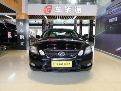 雷克萨斯 GS GS300 豪华型图片