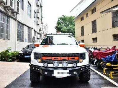 福特 F-150(進口) 6.2L SVT Raptor SuperCrew圖片