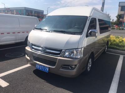 九龍 大MPV  2012款 2.4L汽油 快樂之旅4G69S4N