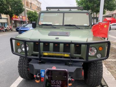 2019年6月 北汽制造 勇士 2.4T 四门四驱汽油版 国VI图片