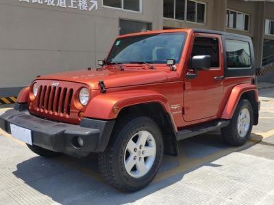 2009年2月 Jeep 牧马人(进口) 3.8L Rubicon 两门版图片