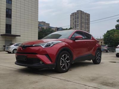 2018年6月 丰田 C-HR 2.0L 领先版 国V图片