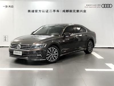 2016年11月 大众 辉昂  480 V6 四驱至尊版图片