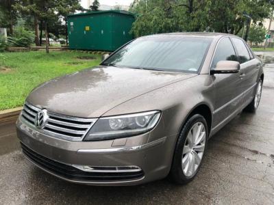2011年1月 大众 辉腾(进口) 3.6L V6 4座加长Individual版图片
