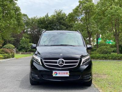 2019年7月 奔驰 V级 V 260 L 尊贵加长版 国VI图片