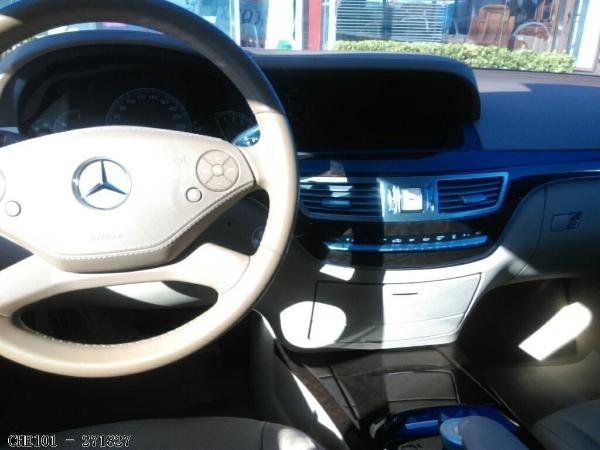 【北京】2011年10月 奔驰 s级 s300l尊贵型 黑色 自动档