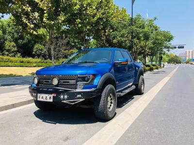 2014年8月 福特 F-150  6.2L SVT Raptor SuperCrew图片