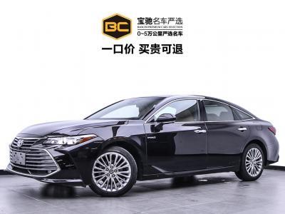 2019年5月 丰田 亚洲龙  双擎 2.5L Limited旗舰版 国VI图片