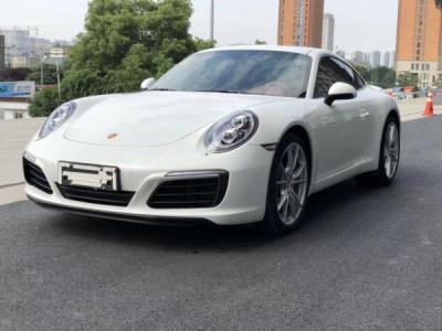 保时捷911&nbspCarrera GTS Cabriolet 3.0T