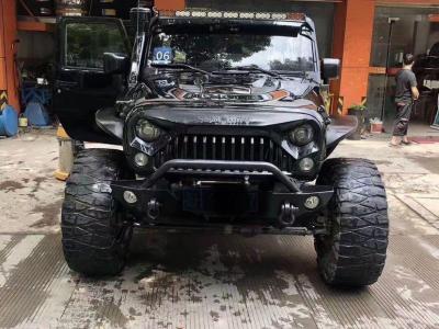 2016年12月 Jeep 牧马人(进口) 3.6L Rubicon 四门舒享版图片