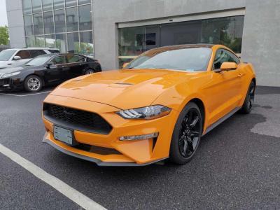 2019年11月 福特 Mustang  2.3L EcoBoost 性能加强版图片