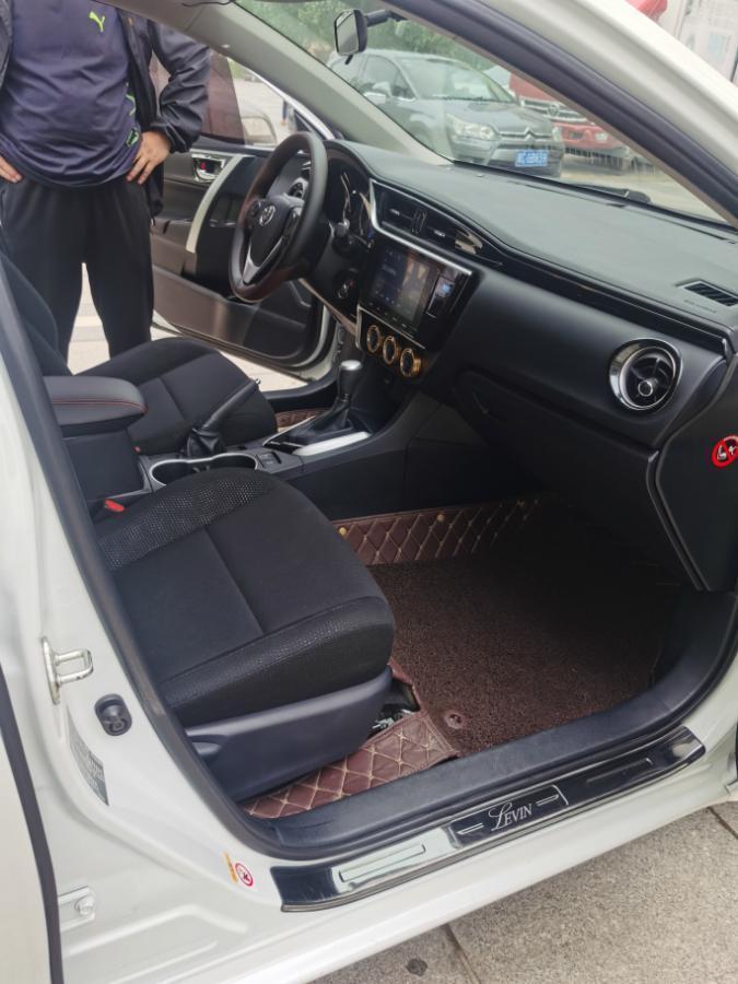 丰田 雷凌  2017款 改款 185T CVT领先版 国VI图片