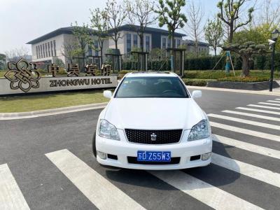 2005年6月 丰田 皇冠 3.0L Royal Saloon G VIP图片