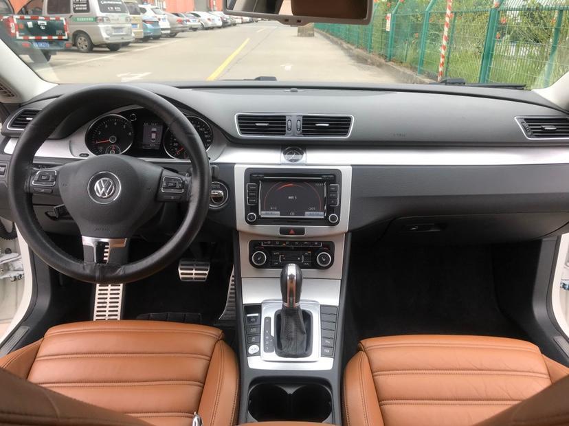 大众 一汽-大众CC  2012款 1.8TSI 豪华型图片