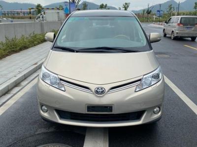 2012年9月 丰田 普瑞维亚(进口) 2.4L 7人座豪华版图片