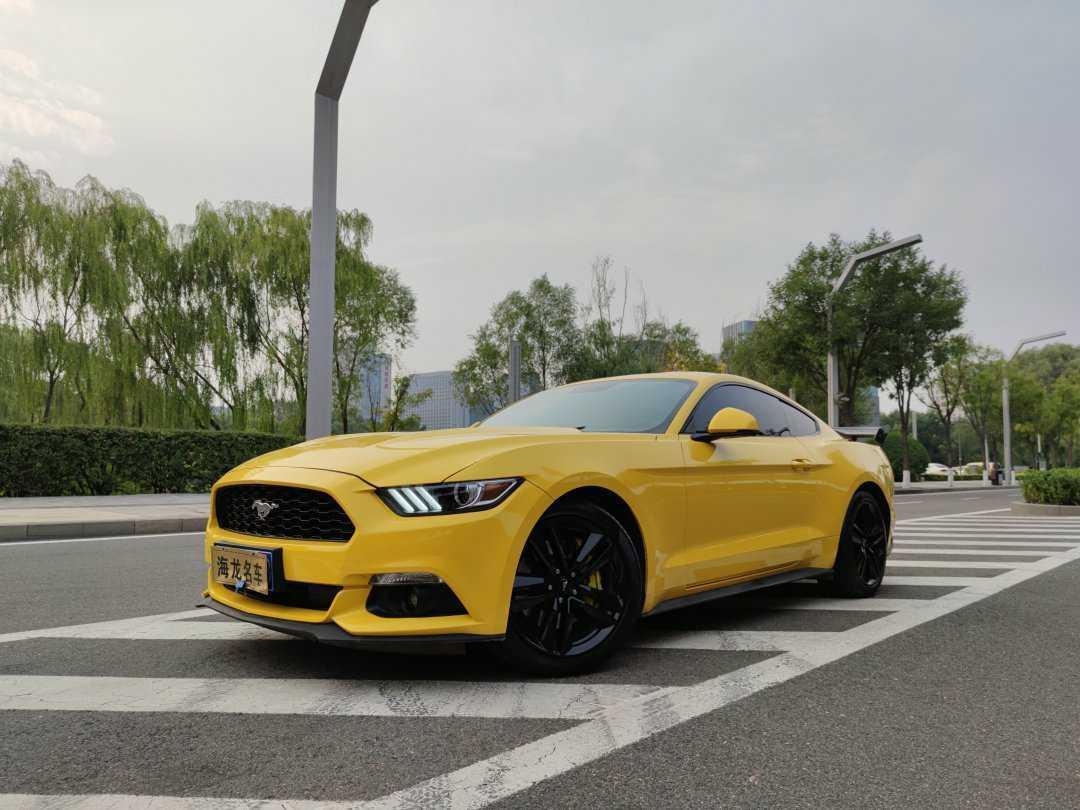 2017年6月 福特 Mustang  2.3T 性能版图片