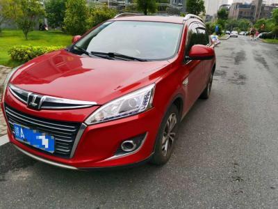 纳智捷 优6 SUV  2014款 1.8T 时尚型