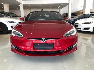 2018年12月 特斯拉 Model S  Model S 75D 标准续航版图片