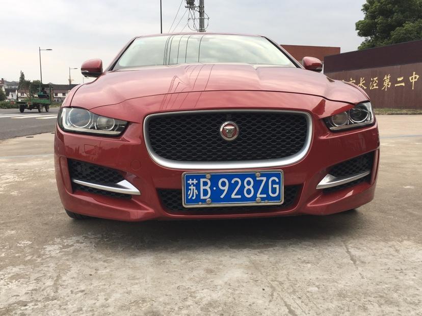捷豹 XE  2015款 2.0T 200PS R-Sport图片