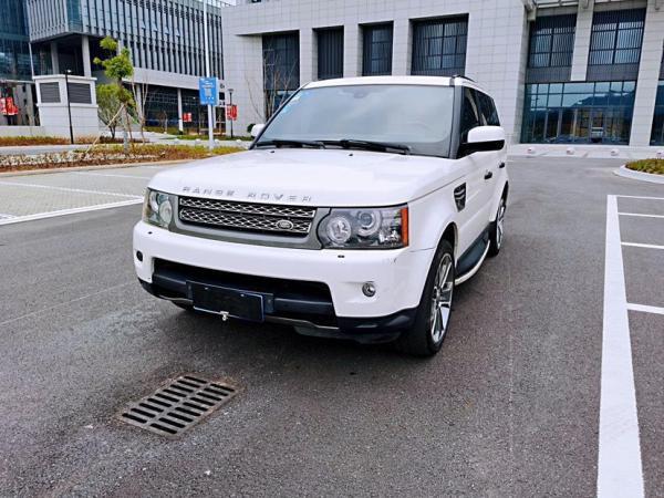 路虎 揽胜运动版  2011款 3.0 TDV6 柴油版