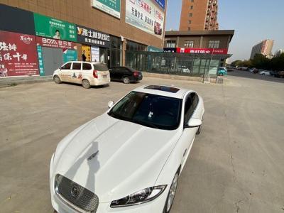 2012年6月 捷豹 XF XF 3.0L V6豪华版图片