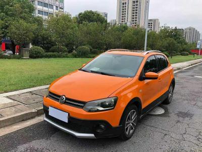 2012年6月 大众 Polo 1.6L Cross Polo AT图片
