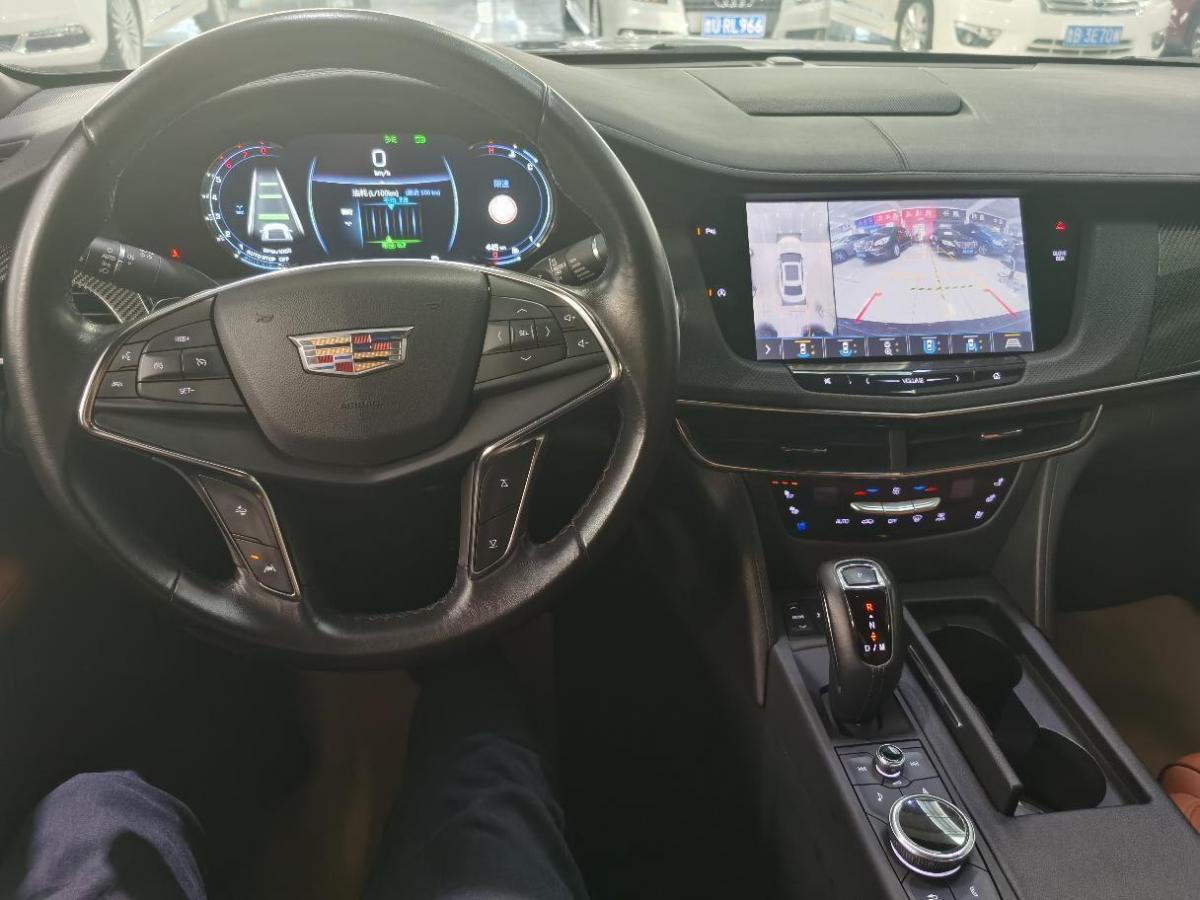 凯迪拉克 CT6  2019款 28T 豪华型图片