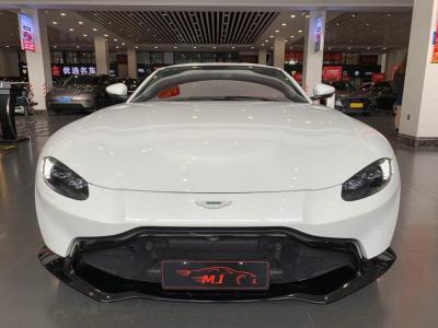 阿斯顿·马丁 V8 Vantage  2020款 4.0T V8 Roadster