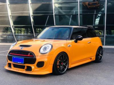 MINI MINI  2014款 2.0T COOPER S Excitement图片