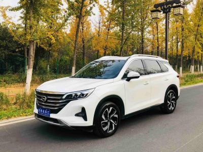 2019年10月 广汽传祺 GS5 270T 自动豪华版图片