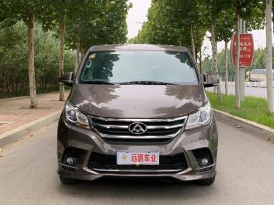 上汽大通MAXUS G10  2016款 1.9T 自动豪华行政版 柴油 国V图片