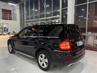 2008年6月 奔驰 奔驰GL级(进口) GL 450 4MATIC尊贵型图片
