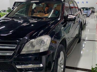 2010年1月 奔驰 奔驰GL级(进口) GL 450 4MATIC经典型图片